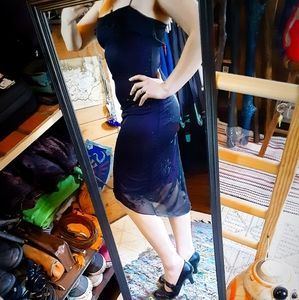 💜🖤Formal Cocktail/Homecoming Dress!